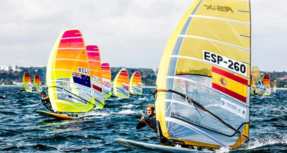 Bumper Windsurfing fleets to line up at Aarhus 2018
