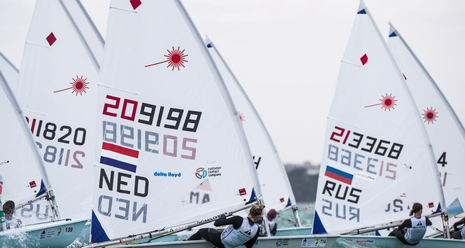 laser radial - equipment