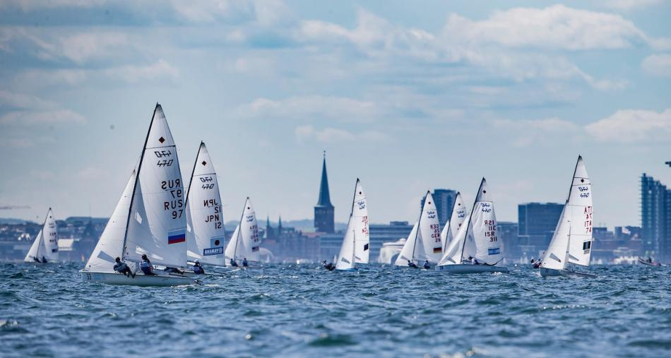 Eight nations book Tokyo 2020 spot in the Women's 470