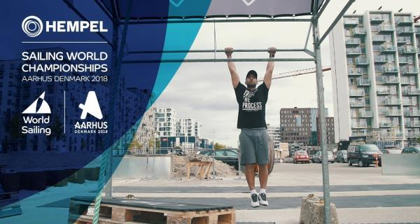 Sailor Workout with Bruno Fontes | Aarhus 2018